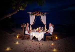 Romantic Dinner on Koh Samui, Thailand