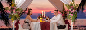 Candle Romantic Dinner ON Samui